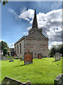 SO9367 : St Michael's Church, Upton Warren by David Dixon