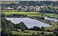 J3888 : Dorisland dam, Carrickfergus (1) by Albert Bridge