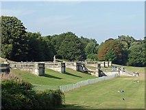 TQ3370 : The Italian Terraces, Crystal Palace Park by Robin Drayton