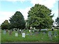 ST6258 : St Augustine of Hippo, Clutton: churchyard (D) by Basher Eyre