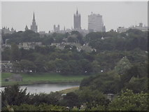 NJ9304 : Aberdeen from Tollohill by Colin Smith