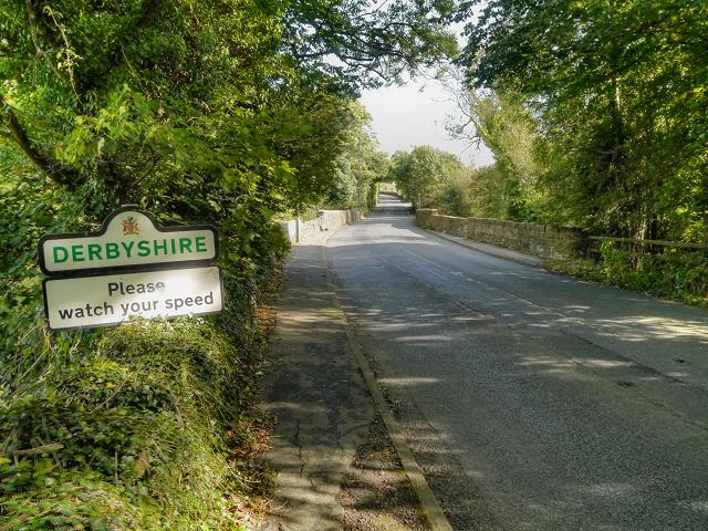 Derbyshire, Please Watch Your Speed