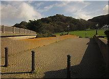 SY2589 : Axmouth Bridge by Derek Harper