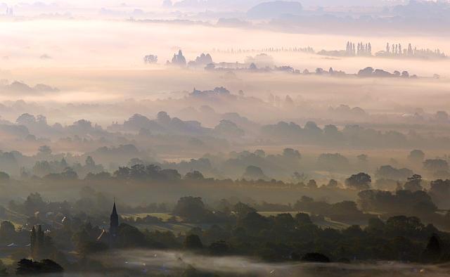 Dawn over Welland