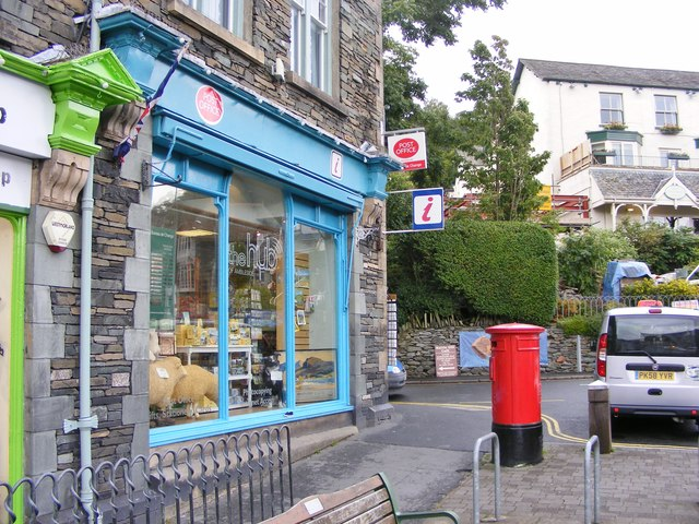 Ambleside Post Office