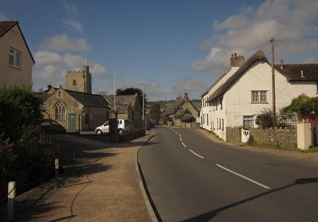 Church Street, Axmouth