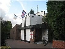 TA0432 : Holy Cross catholic church, Cottingham by Jonathan Thacker
