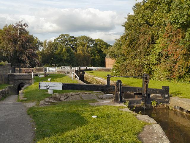 Lock#13, Peak Forest Canal