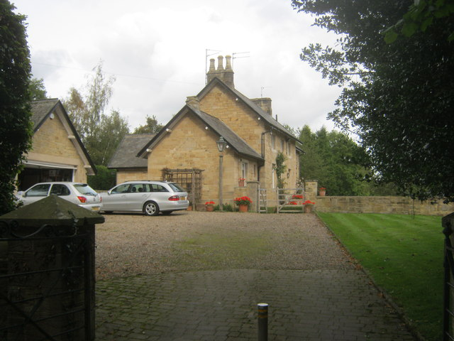 Station House in Wolsingham Road, Brancepeth
