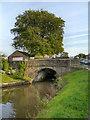 SJ9688 : Bridge at Marple Lock#16 (Lime Kiln Lane) by David Dixon