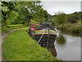 SJ9687 : Peak Forest Canal, Hill Top by David Dixon
