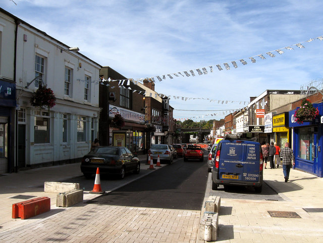 Oakengates Regeneration Project