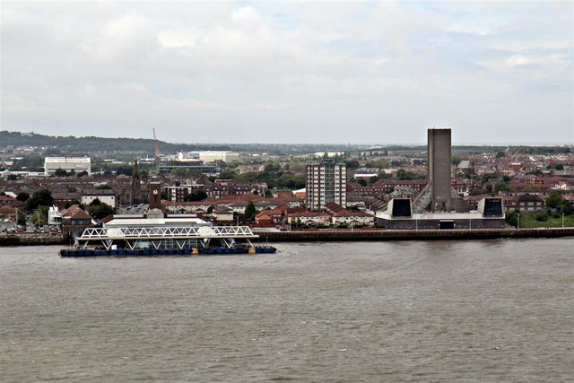 Seacombe Ferry, River Mersey