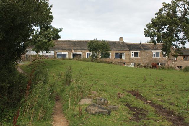 Old Wood Farm, Hawksworth