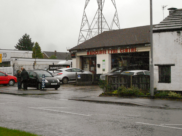 Radcliffe Tyre Centre