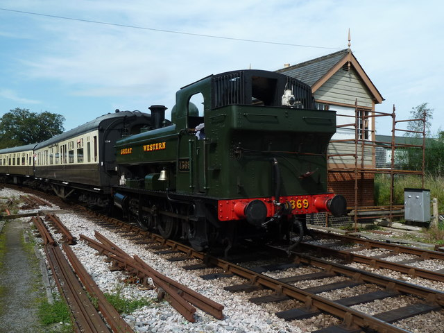 Totnes - South Devon Railway