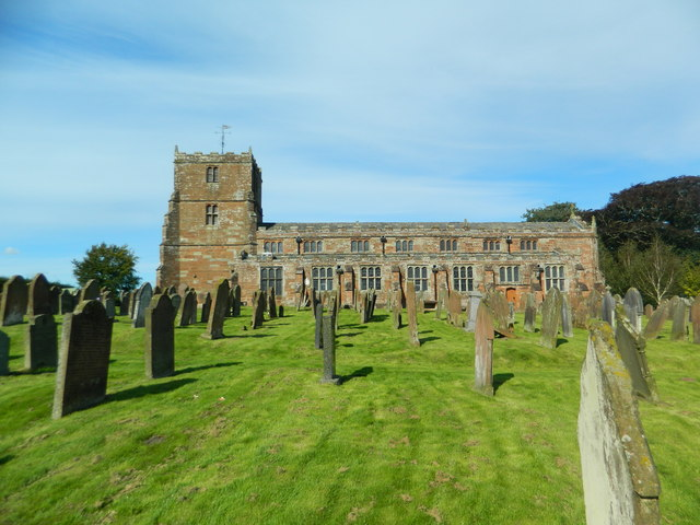 Church of St Michael & All Angels, Arthuret