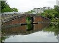 SP1084 : Marina entrance near Small Heath, Birmingham by Roger  Kidd