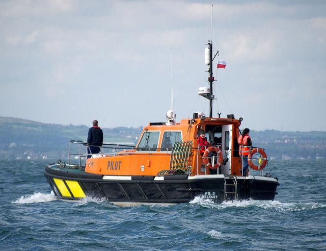 Pilot boat 'PB3', Belfast Lough