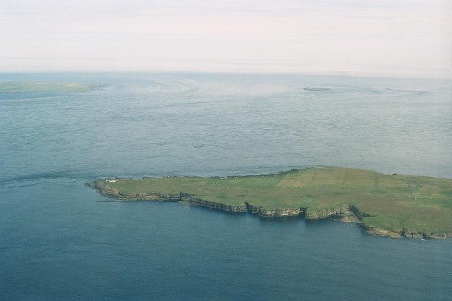 Stroma 2007: aerial