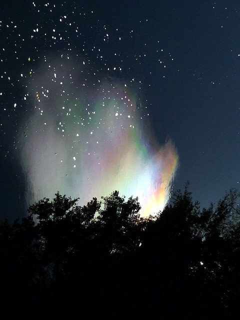 Aurora Borealis at Killiecrankie?
