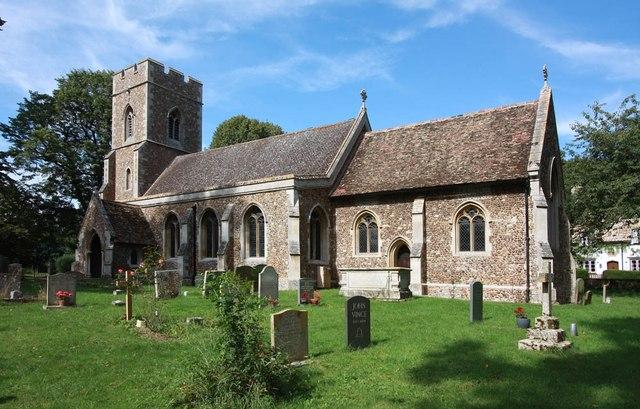 St Andrew, Toft