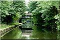 SP1184 : Grand Union Canal near Tyseley, Birmingham by Roger  Kidd