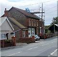 SN8112 : Abercrave Post Office by Jaggery