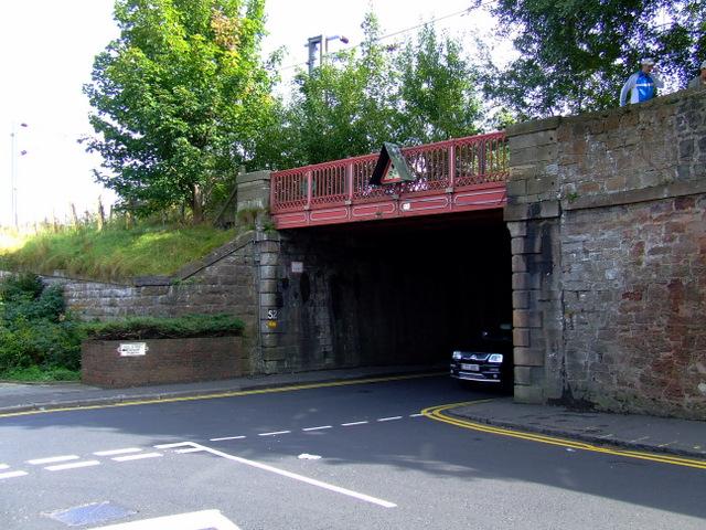 Mill Street railway bridge