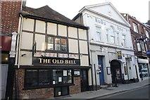 SU7682 : The Old Bell by Bill Nicholls
