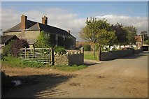 SY2793 : Castlewood Farm by Derek Harper