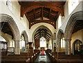 TL3949 : All Saints, Barrington - East end by John Salmon