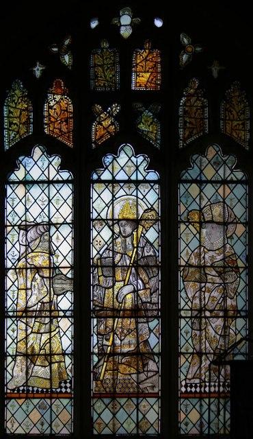 All Saints, Barrington - Stained glass window