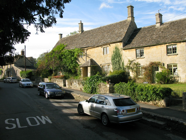 Cottages in Southrop
