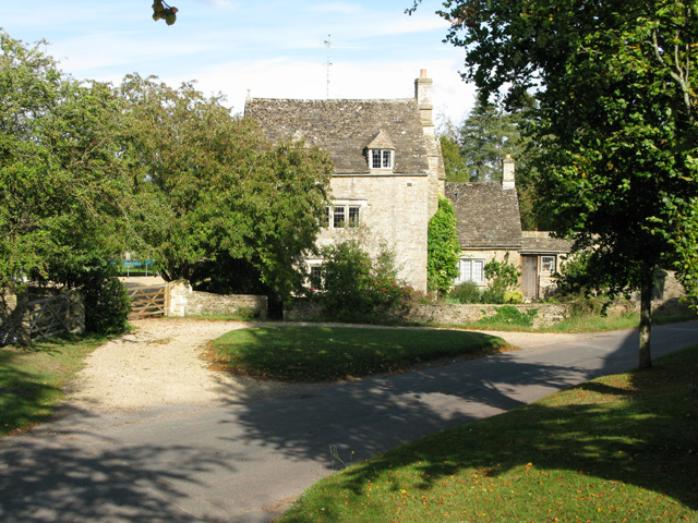 The Mill House, Southrop