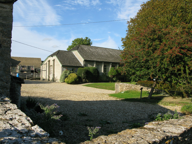 Southrop village hall
