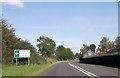 SO9655 : Junction for Grafton Flyford by John Firth