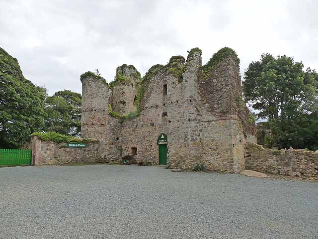Dunbrody Castle