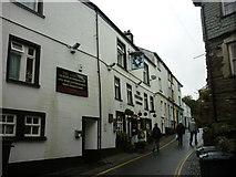 NY3704 : The Unicorn Inn, Ambleside by Ian S