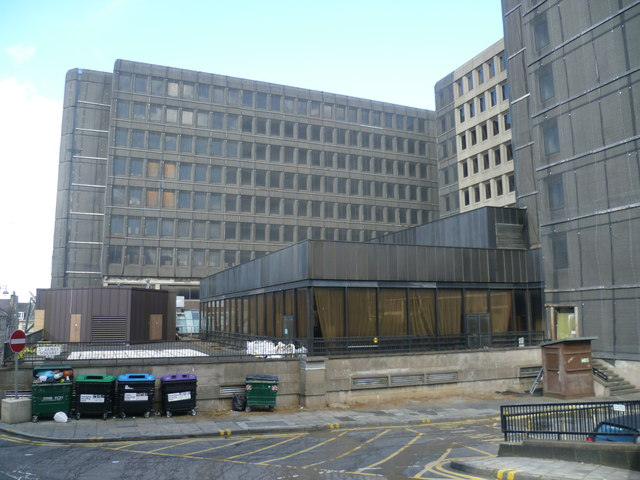 New St. Andrews House still vacant