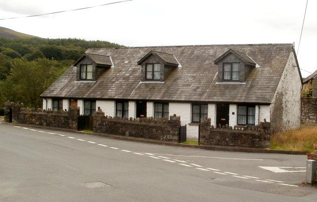 Barn Cottages, Abercrave