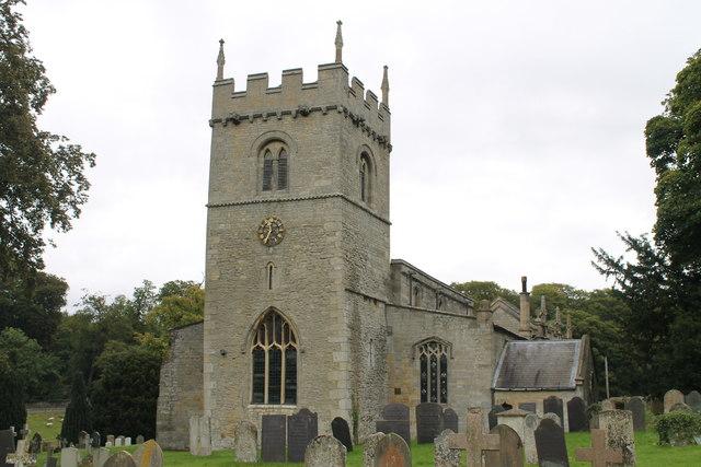 Ss Andrew & Mary's church, Stoke Rochford
