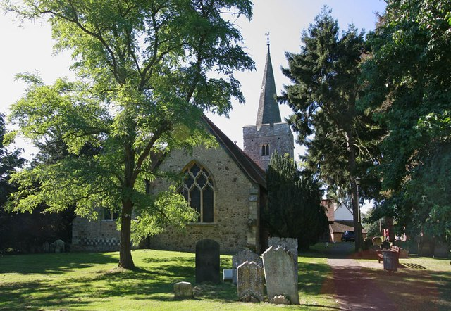 St Mary Magdalene, Great Burstead