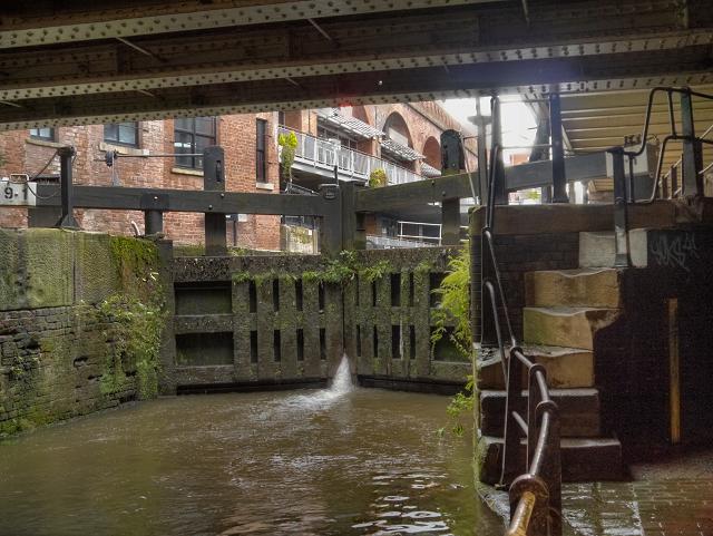 Lock#91, Rochdale Canal