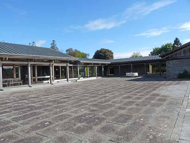 Visitor Centre, JF Kennedy Memorial Arboretum