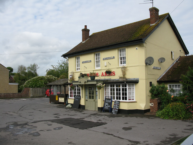 The Baker's Arms on Beechcroft Road