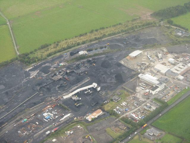 Scottish Coal at Killoch