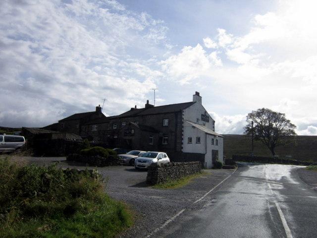 The Moorcock Inn on the A684