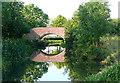 SK7284 : Church Bridge by Graham Horn