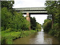 SP4182 : Oxford Canal: Bridge Number 24: Nettle Hill Bridge by Nigel Cox